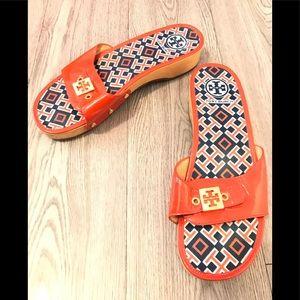 Tory Burch wooden sandals ❕😍